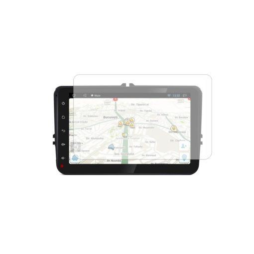 Folie de protectie Antireflex Mata Smart Protection Navigatie VW Carpad CMP8001 - doar display