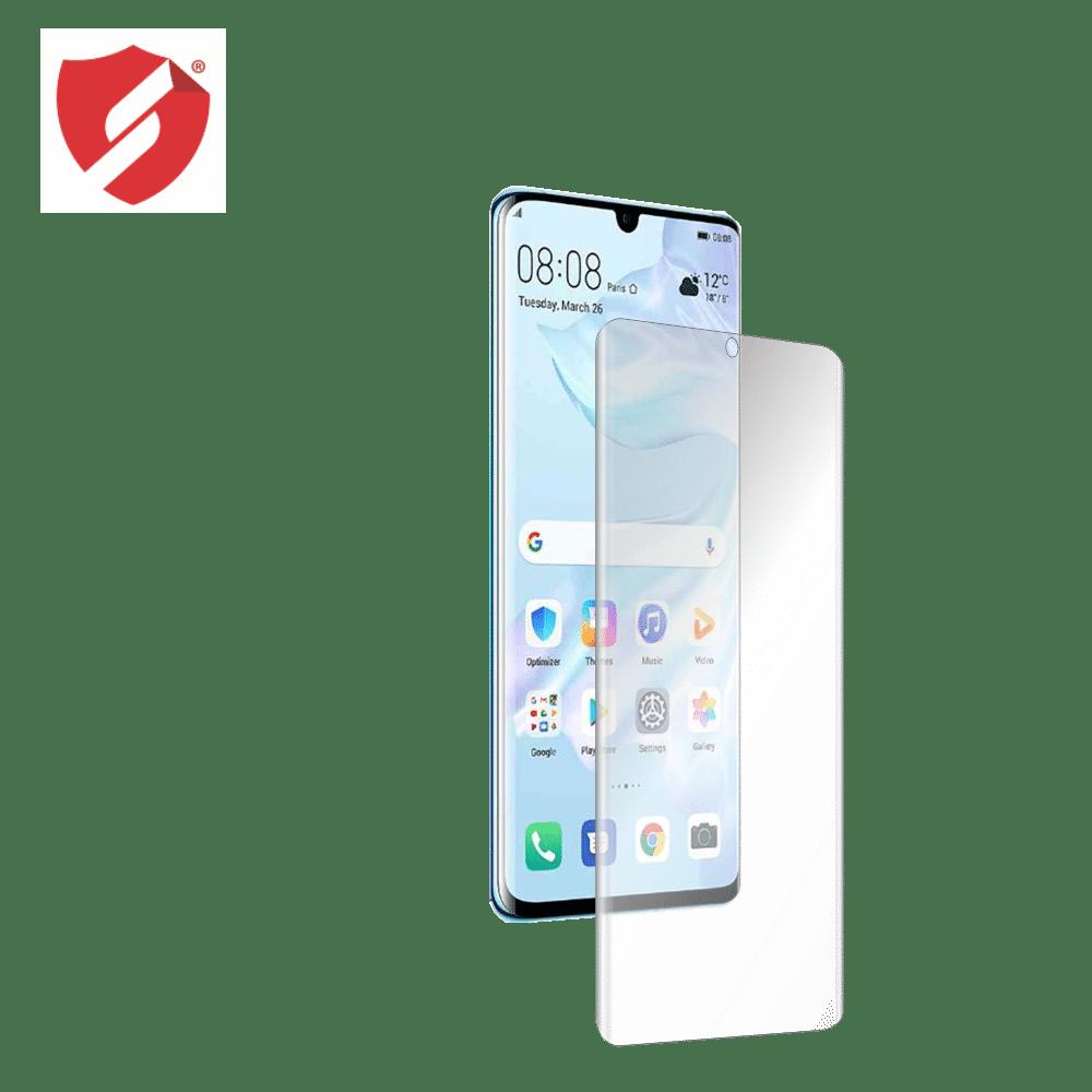 Folie de protectie Smart Protection Huawei P30 Pro compatibila cu RhinoShield CrashGuard - doar-display imagine