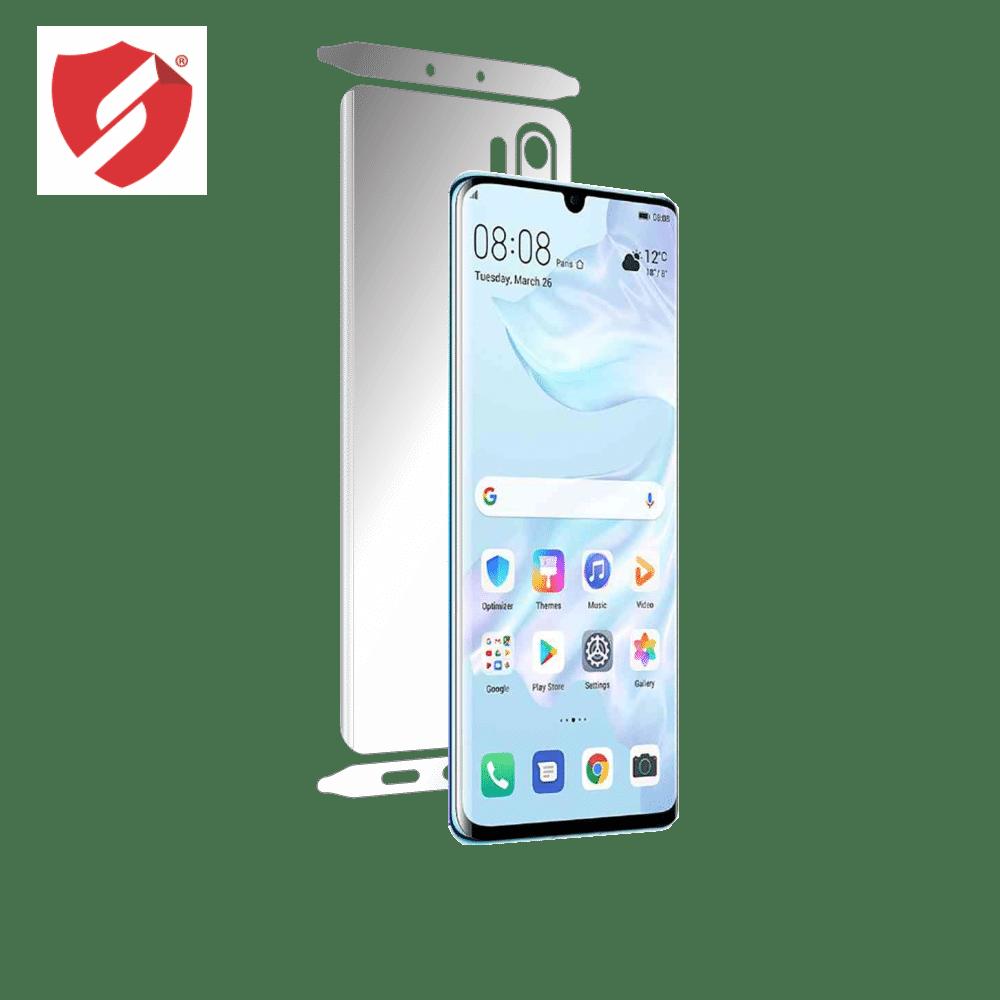 Folie Antireflex Mata Smart Protection Huawei P30 Pro - doar-spate+laterale imagine