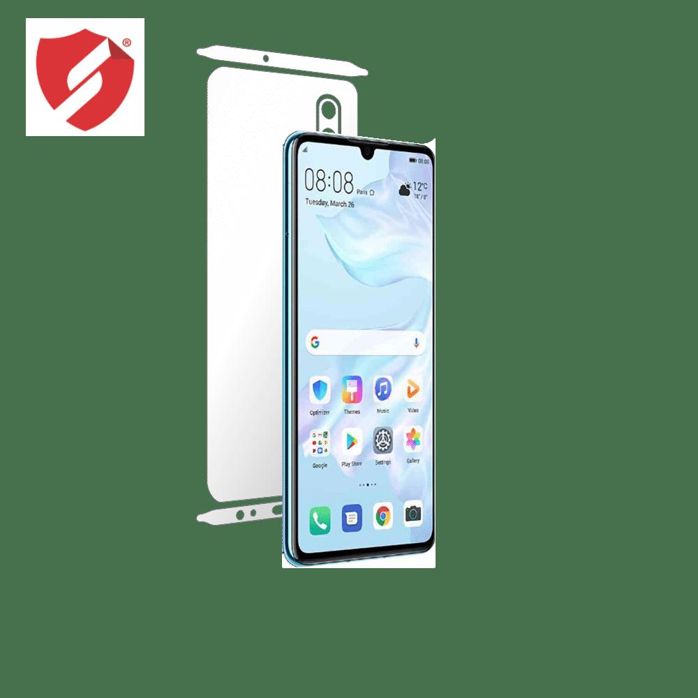 Folie de protectie Smart Protection Huawei P30 - doar-spate+laterale imagine