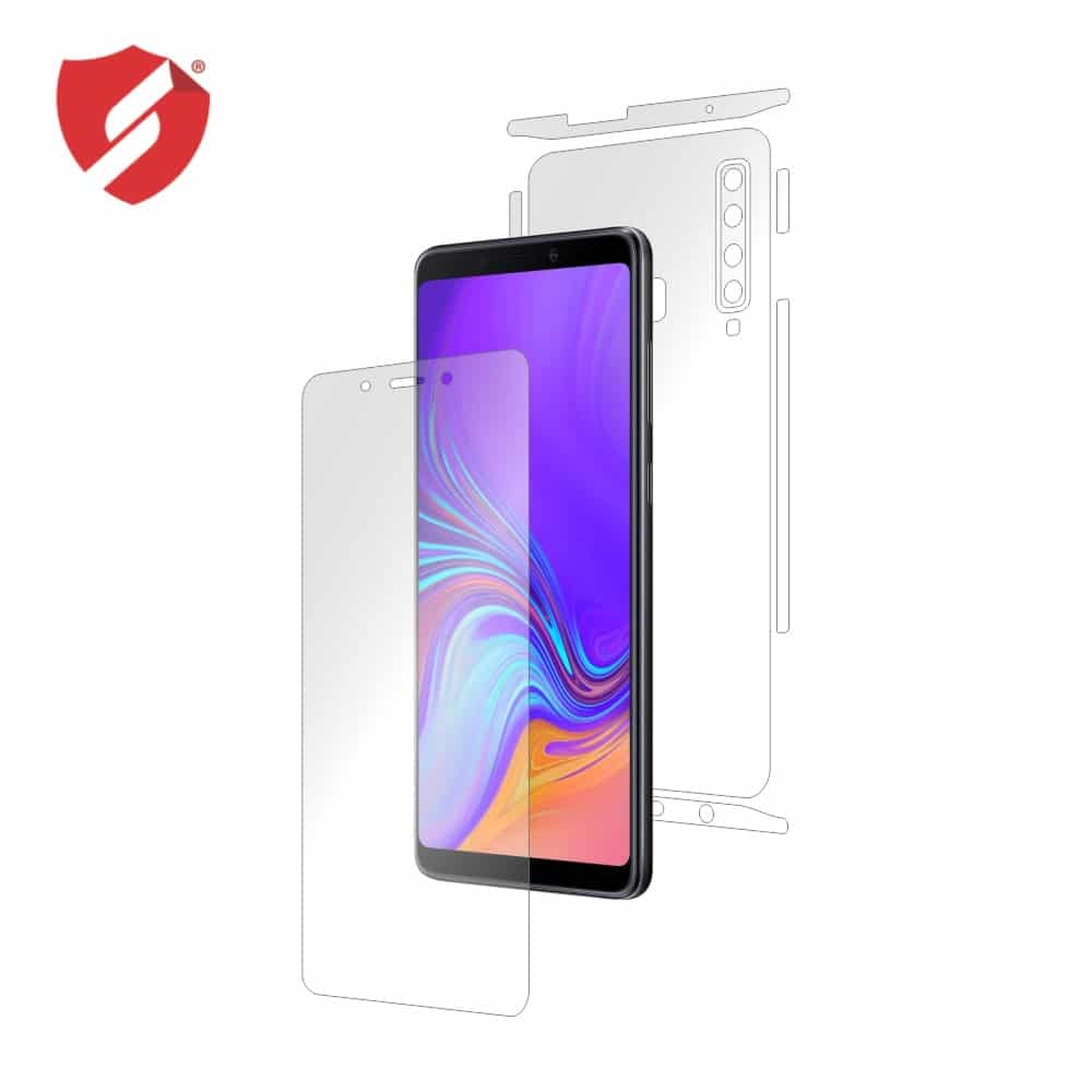 Folie de protectie Smart Protection Samsung Galaxy A9 2018 - fullbody - display + spate + laterale imagine
