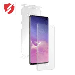 Folie de protectie Antireflex Mata Smart Protection Samsung Galaxy S10 - fullbody - display + spate + laterale