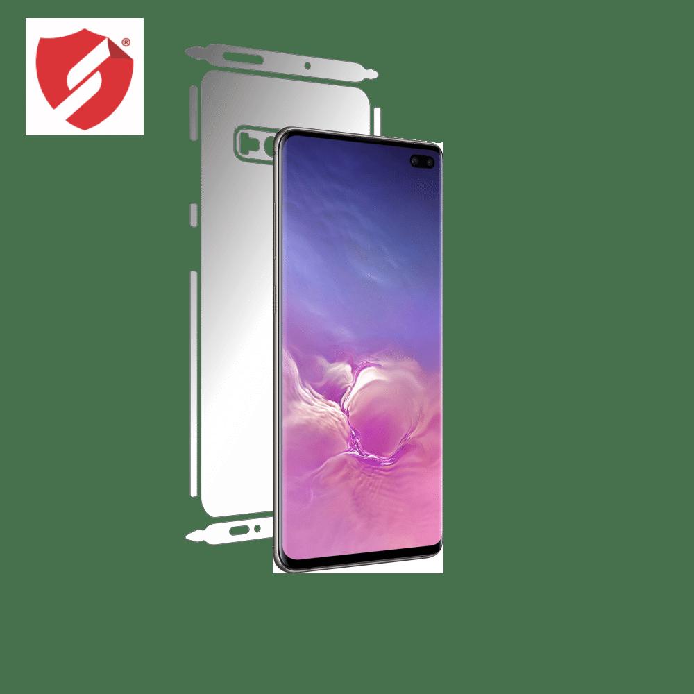 Folie de protectie Smart Protection Samsung Galaxy S10 Plus - doar-spate+laterale imagine