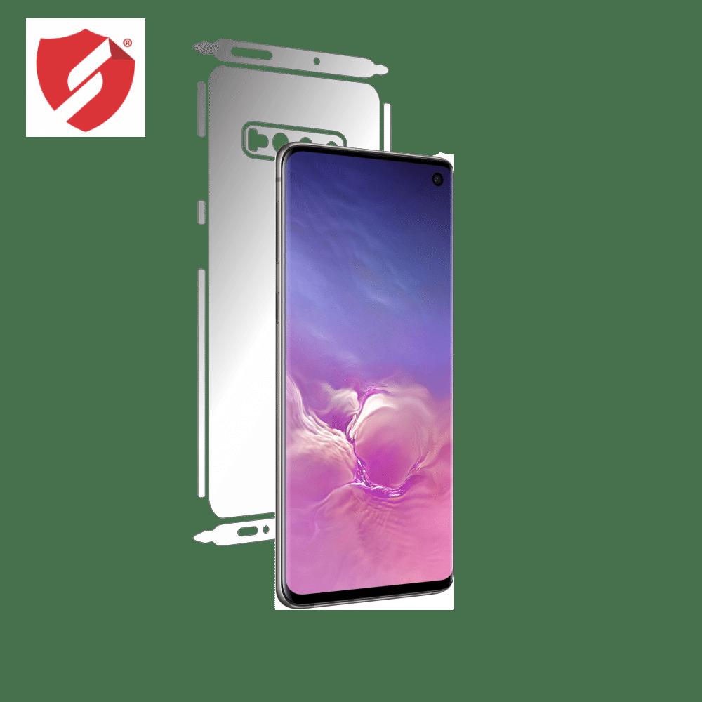 Folie de protectie Smart Protection Samsung Galaxy S10 - doar-spate+laterale imagine