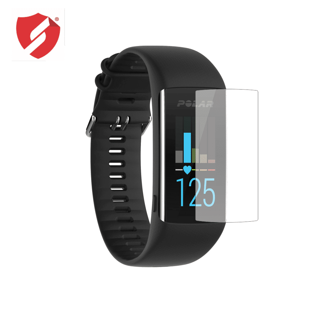 Folie de protectie Smart Protection Smartwatch Polar A370 - 2buc x folie display imagine
