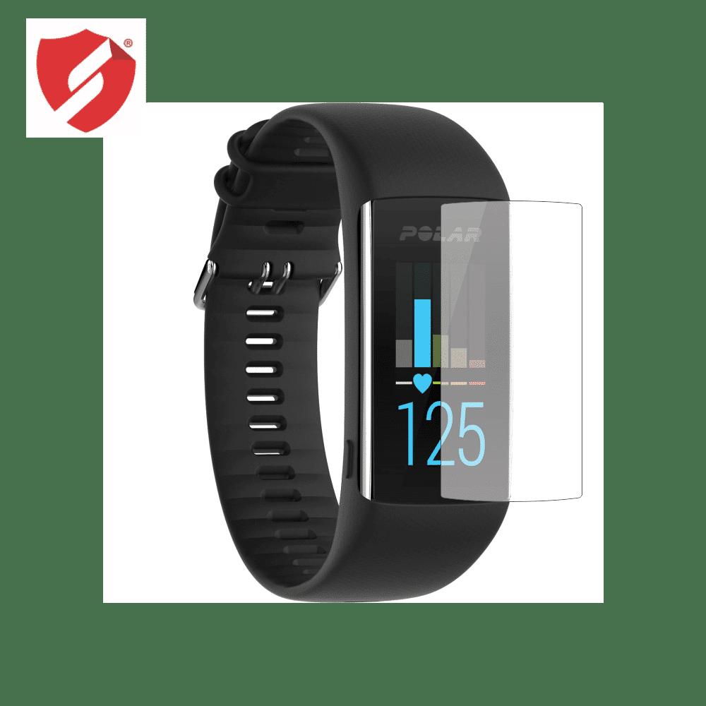 Folie de protectie Smart Protection Smartwatch Polar A370 - 4buc x folie display imagine