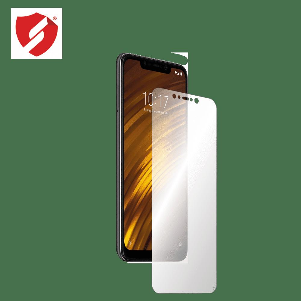 Folie de protectie Antireflex Mata Smart Protection Xiaomi Pocophone F1 - doar display imagine