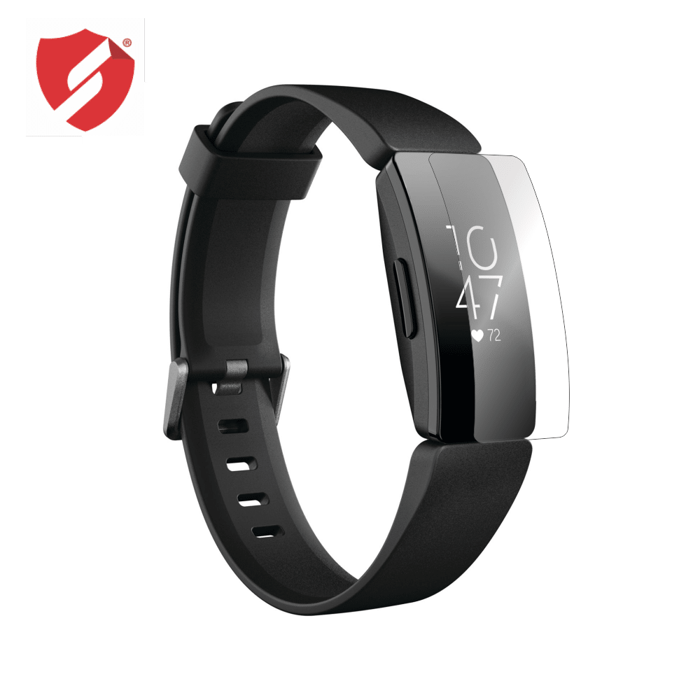 Folie De Protectie Smart Protection Smartwatch Fitbit Inspire Hr - 4buc X Folie Display
