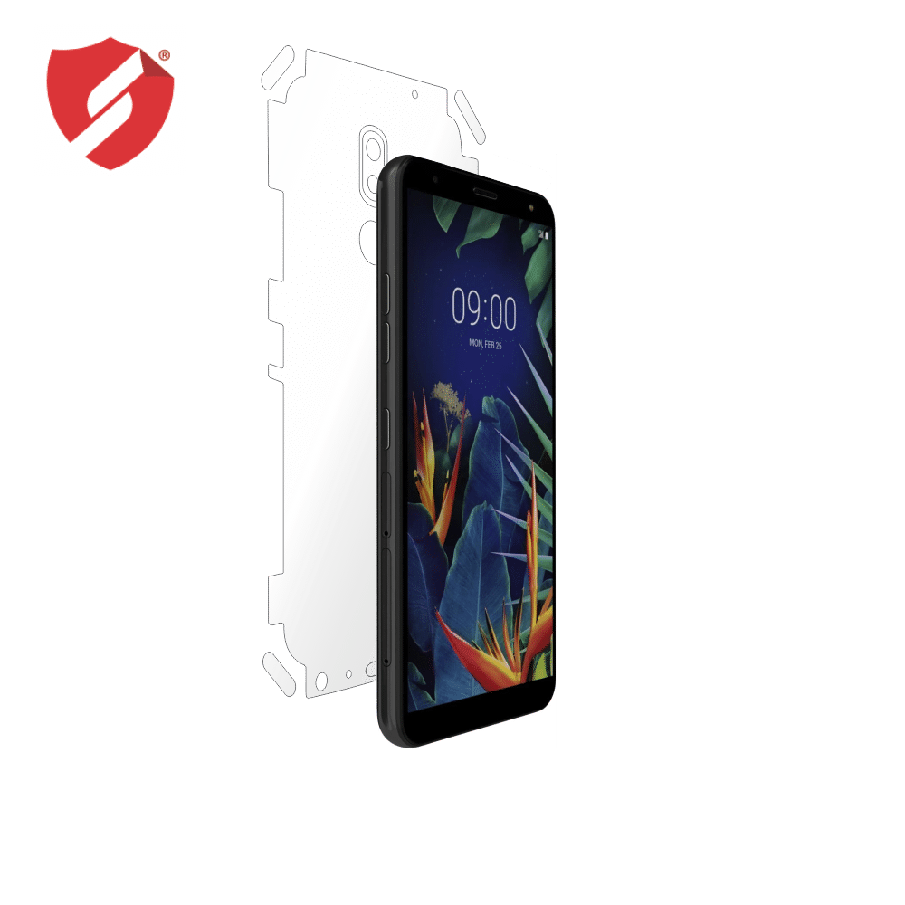 Folie de protectie Smart Protection LG K40 - doar-spate+laterale imagine