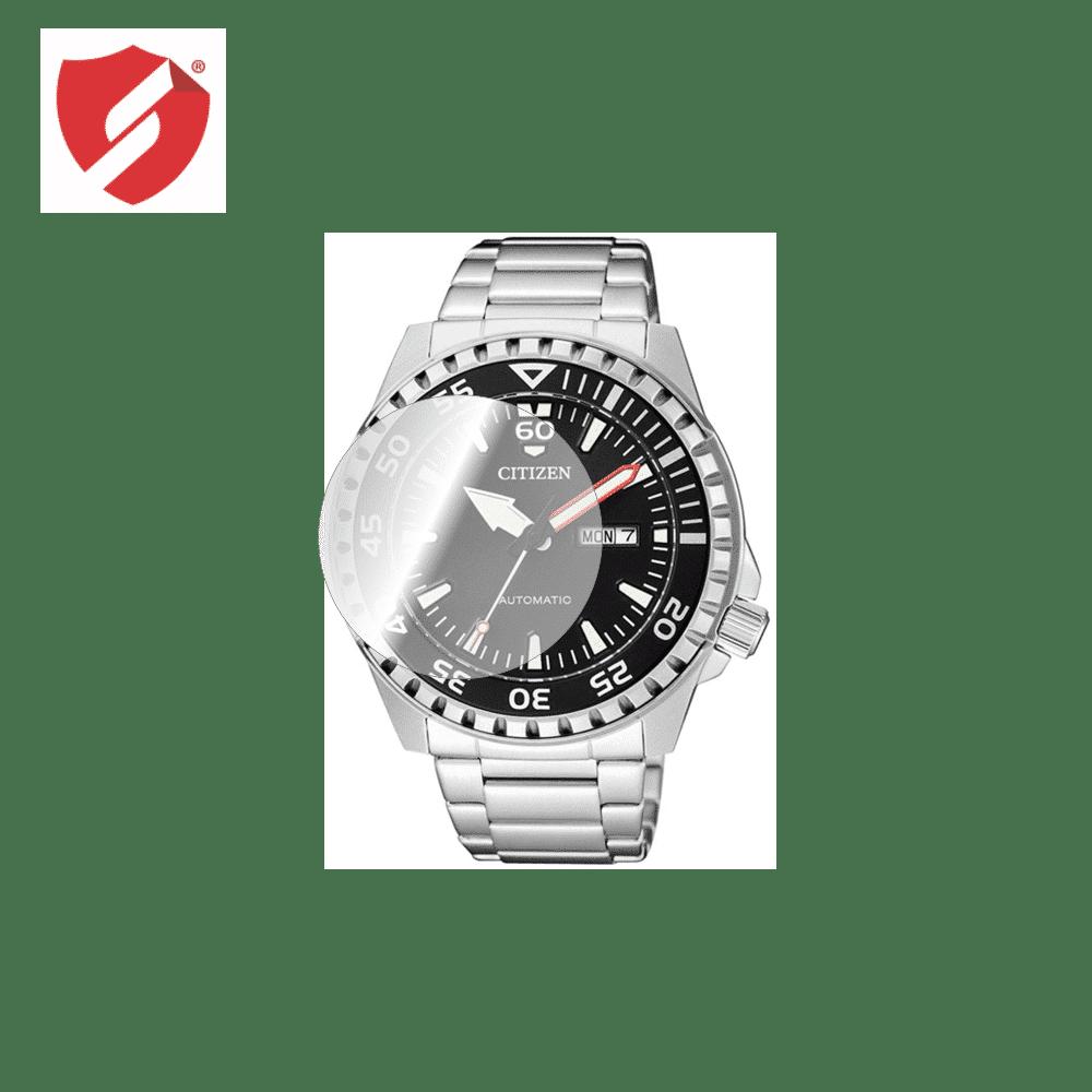 Folie de protectie Smart Protection Citizen Sport Automatic NH8388-81E 31mm - 2buc x folie display imagine
