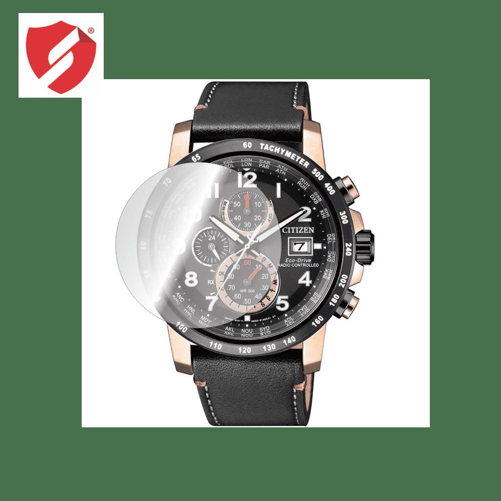 Folie de protectie Smart Protection Citizen Eco Drive Sport AT8126-02E 34mm - 4buc x folie display imagine
