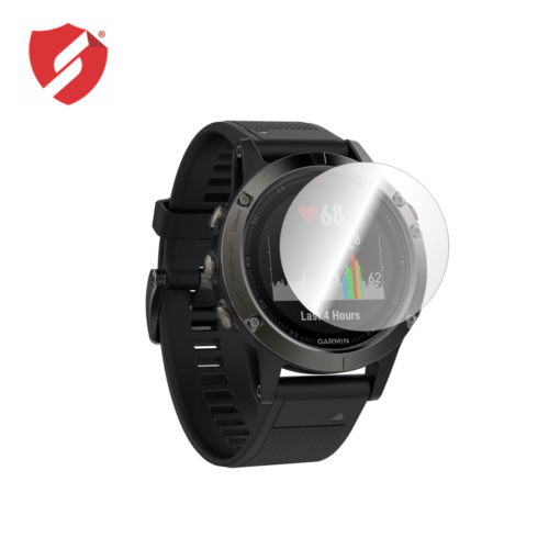 Folie de protectie Clasic Smart Protection Smartwatch Garmin Fenix 5