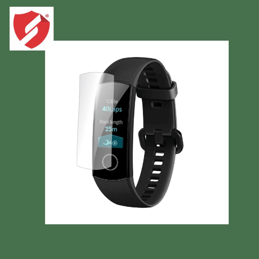 Folie de protectie Smart Protection Smartwatch Huawei Honor Band 4 - 4buc x folie display imagine