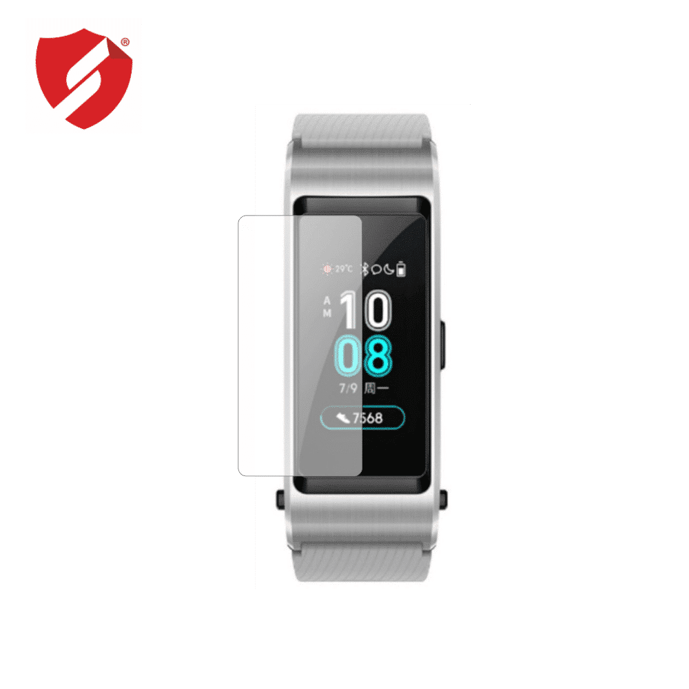 Folie de protectie Smart Protection Fitnesswatch Huawei Talkband B5 - 2buc x folie display imagine