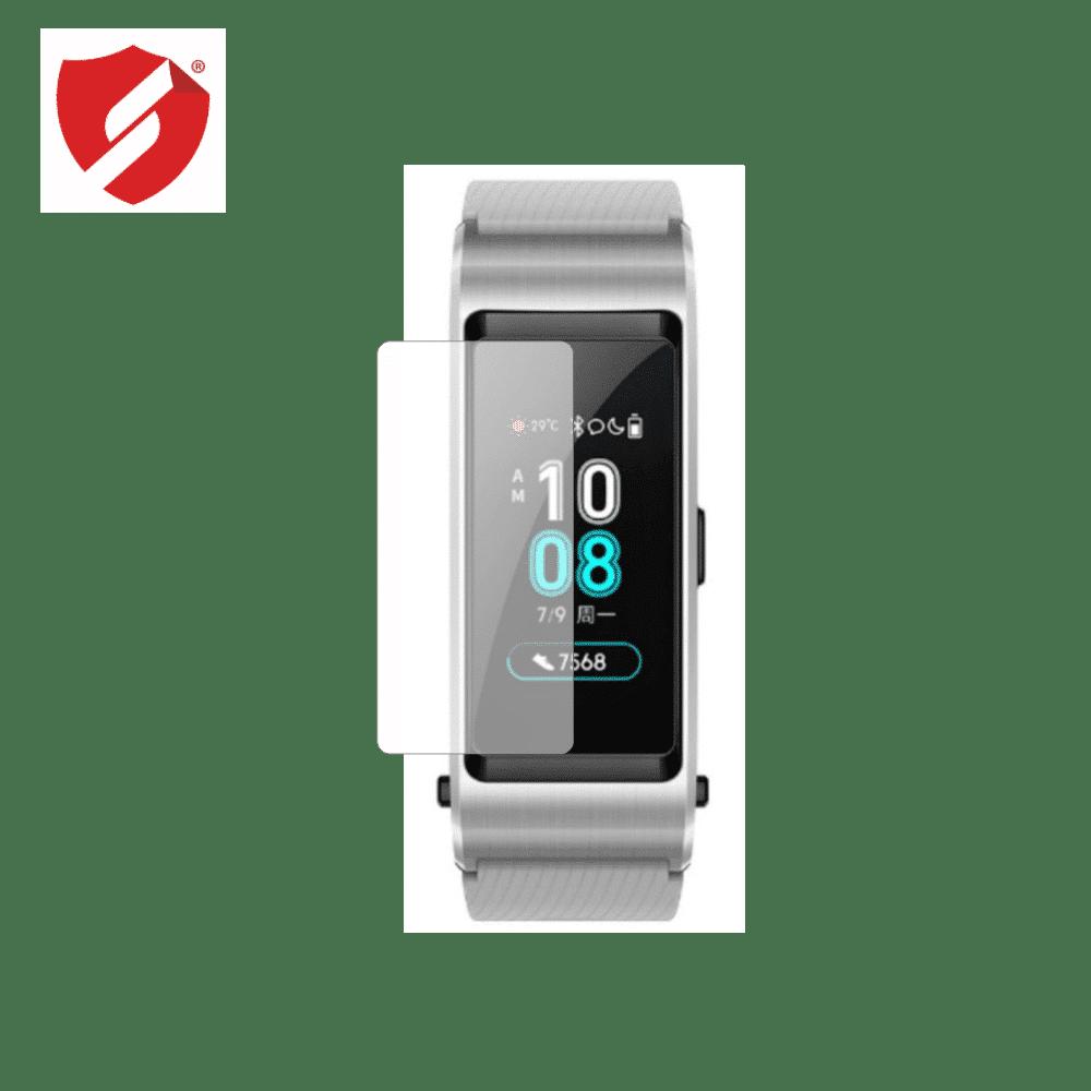 Folie de protectie Smart Protection Fitnesswatch Huawei Talkband B5 - 4buc x folie display imagine