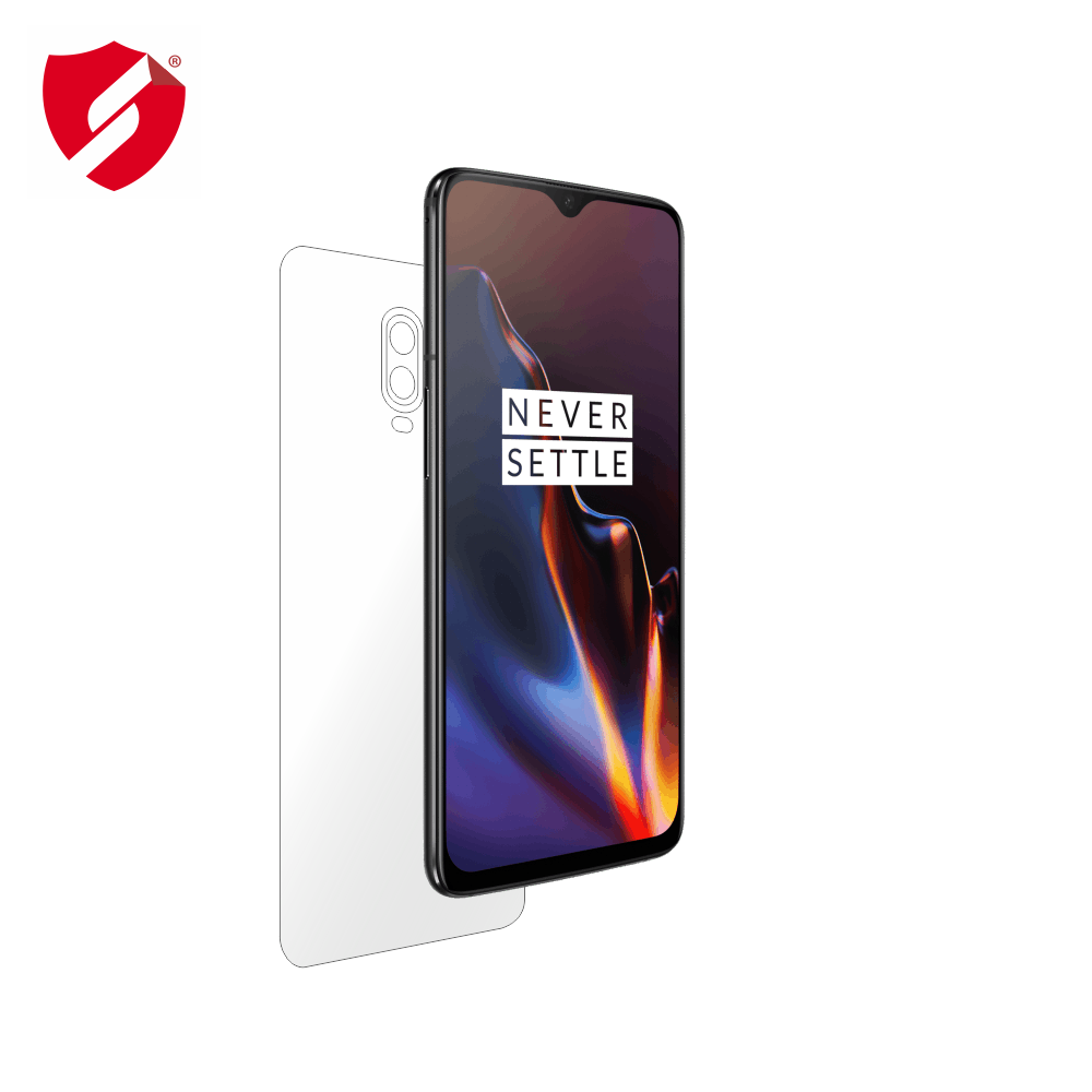 Folie de protectie Smart Protection Oneplus 6T - doar spate imagine
