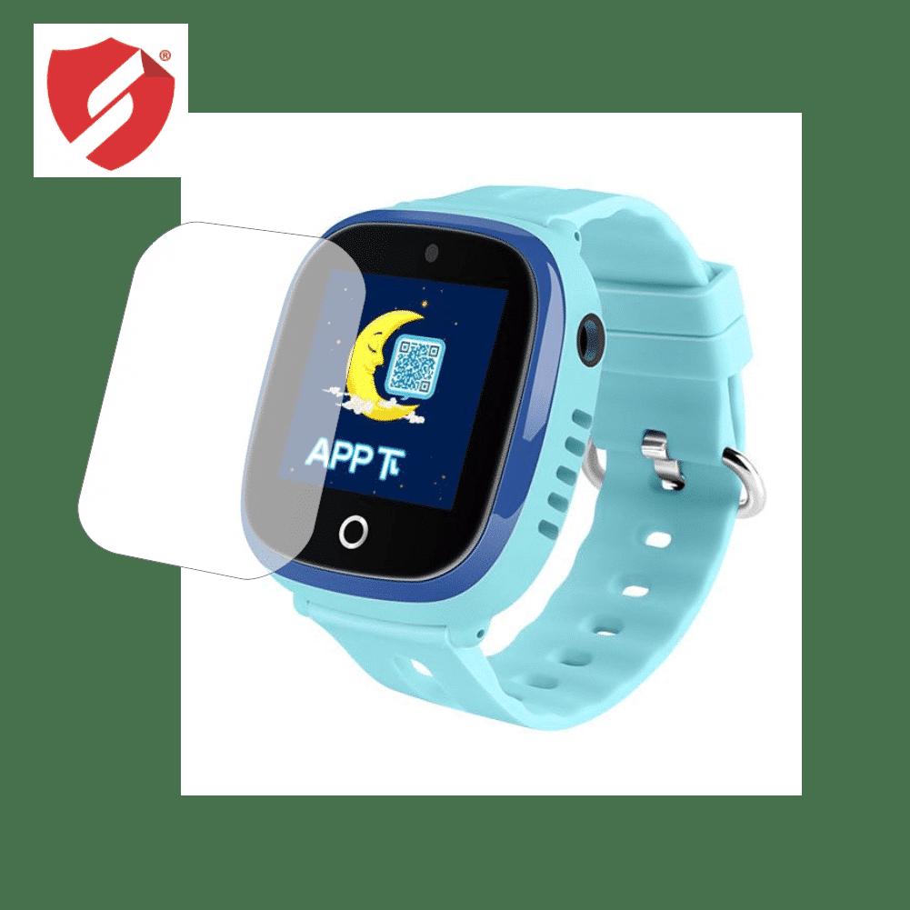 Folie De Protectie Smart Protection Smartwatch Cu Gps Pentru Copii Wonlex Gw400x - 4buc X Folie Display