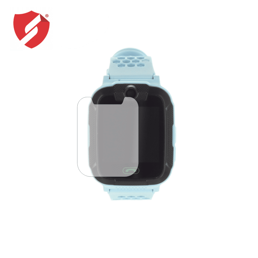 Folie de protectie Smart Protection Smartwatch pentru copii Wonlex GW2000 - 4buc x folie display