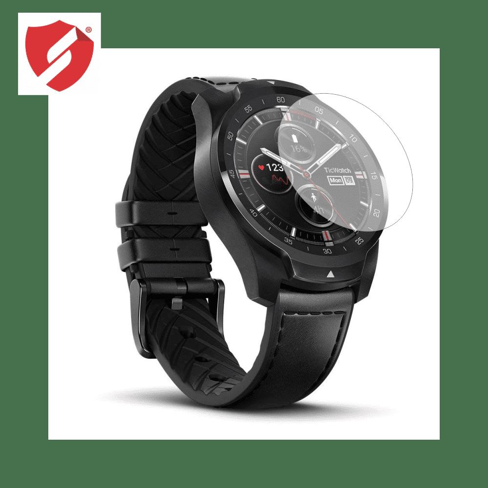 Folie de protectie Smart Protection Ceas Mobvoi Ticwatch Pro - 4buc x folie display imagine