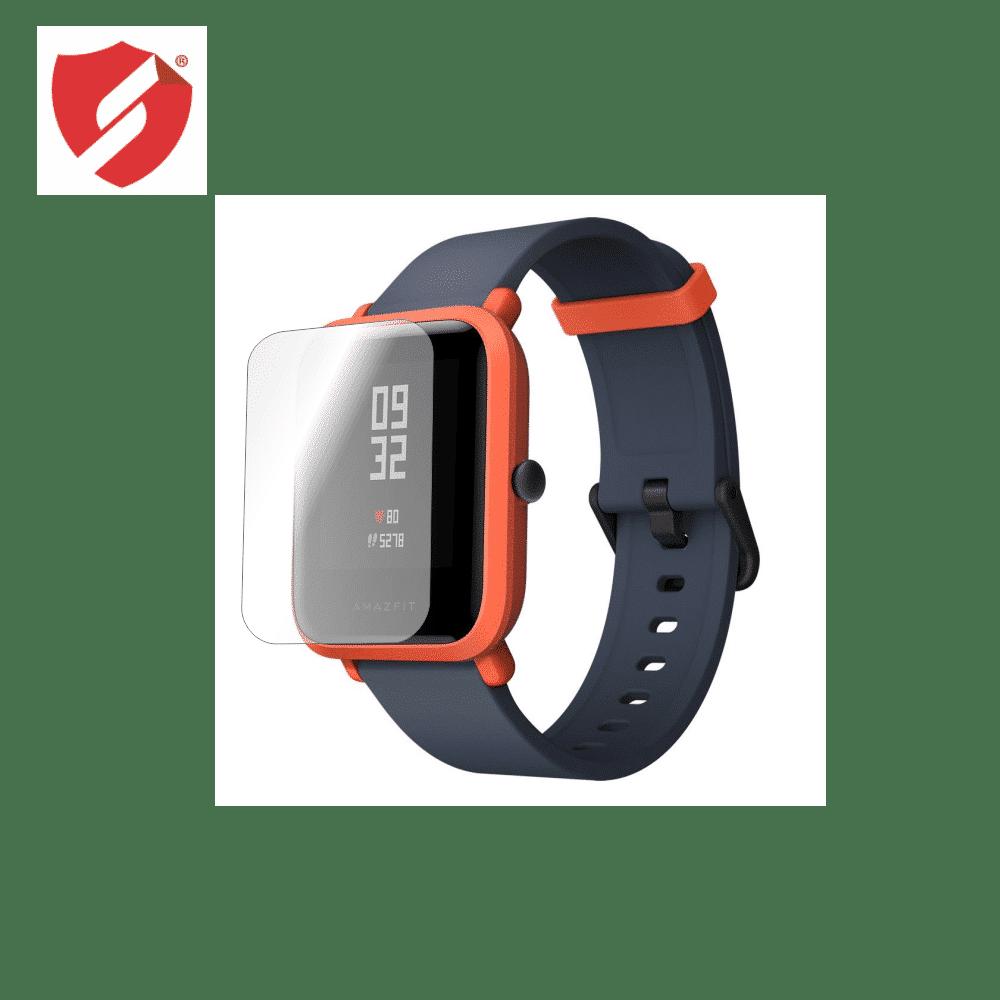 Folie de protectie Smart Protection Smartwatch Xiaomi Amazfit Bip 2018 - 2buc x folie display imagine