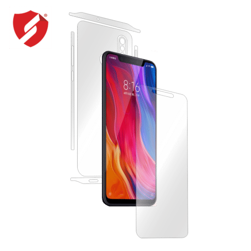 Folie de protectie Clasic Smart Protection Xiaomi Mi 8 Pro