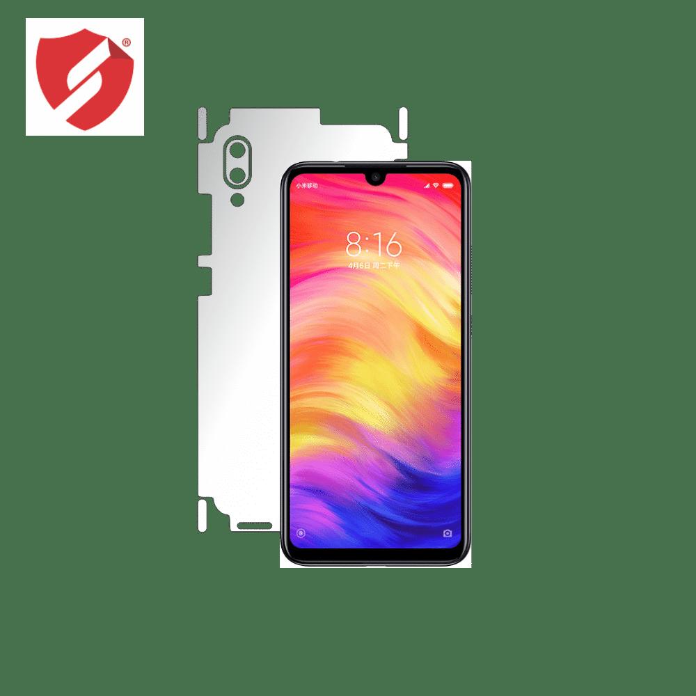 Folie de protectie Smart Protection Xiaomi Redmi Note 7 / Redmi Note 7 Pro - doar-spate+laterale imagine