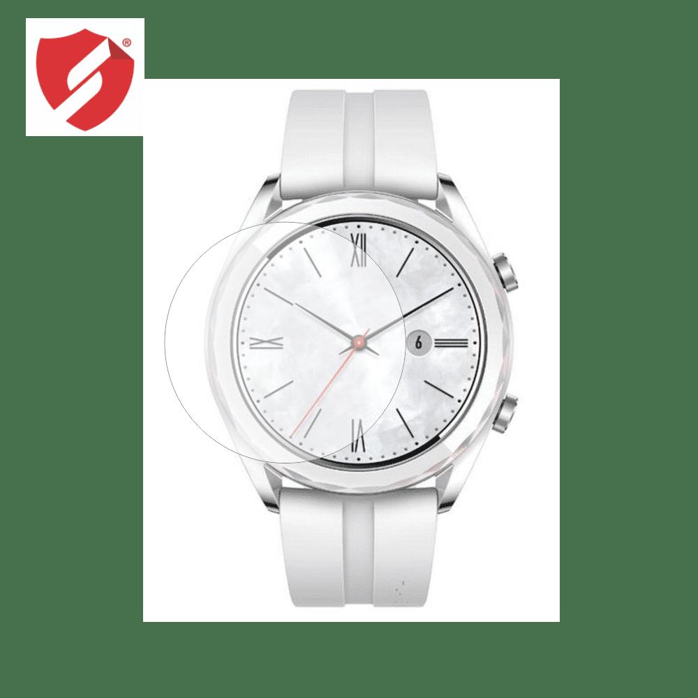 Folie de protectie Smart Protection Smartwatch Huawei Watch GT Elegant 42mm - 2buc x folie display imagine