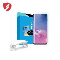 Tempered Glass - Ultra Smart Protection Liquid Loca Samsung Galaxy S10