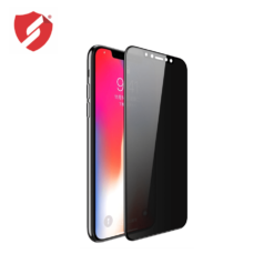 tempered glass privacy Ultra Smart Protection iPhone x xs 3D
