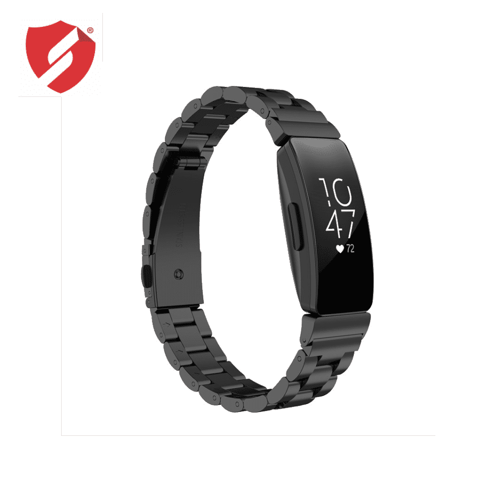 Curea FitBit Inspire metalica neagra imagine