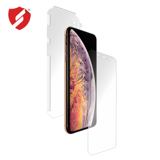 folie de protectie clasic smart protection Apple iPhone Xs Max fullbody
