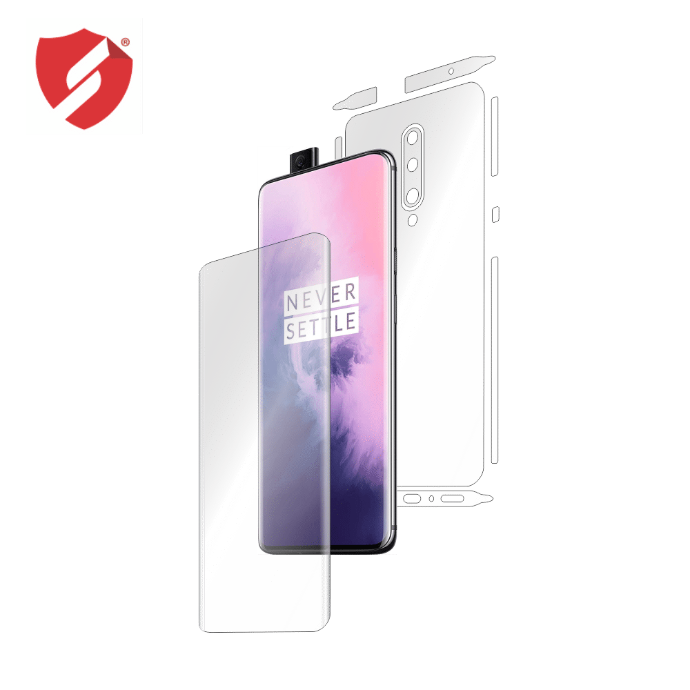 Folie de protectie Antireflex Mata Smart Protection Oneplus 7 Pro - fullbody - display + spate + laterale imagine