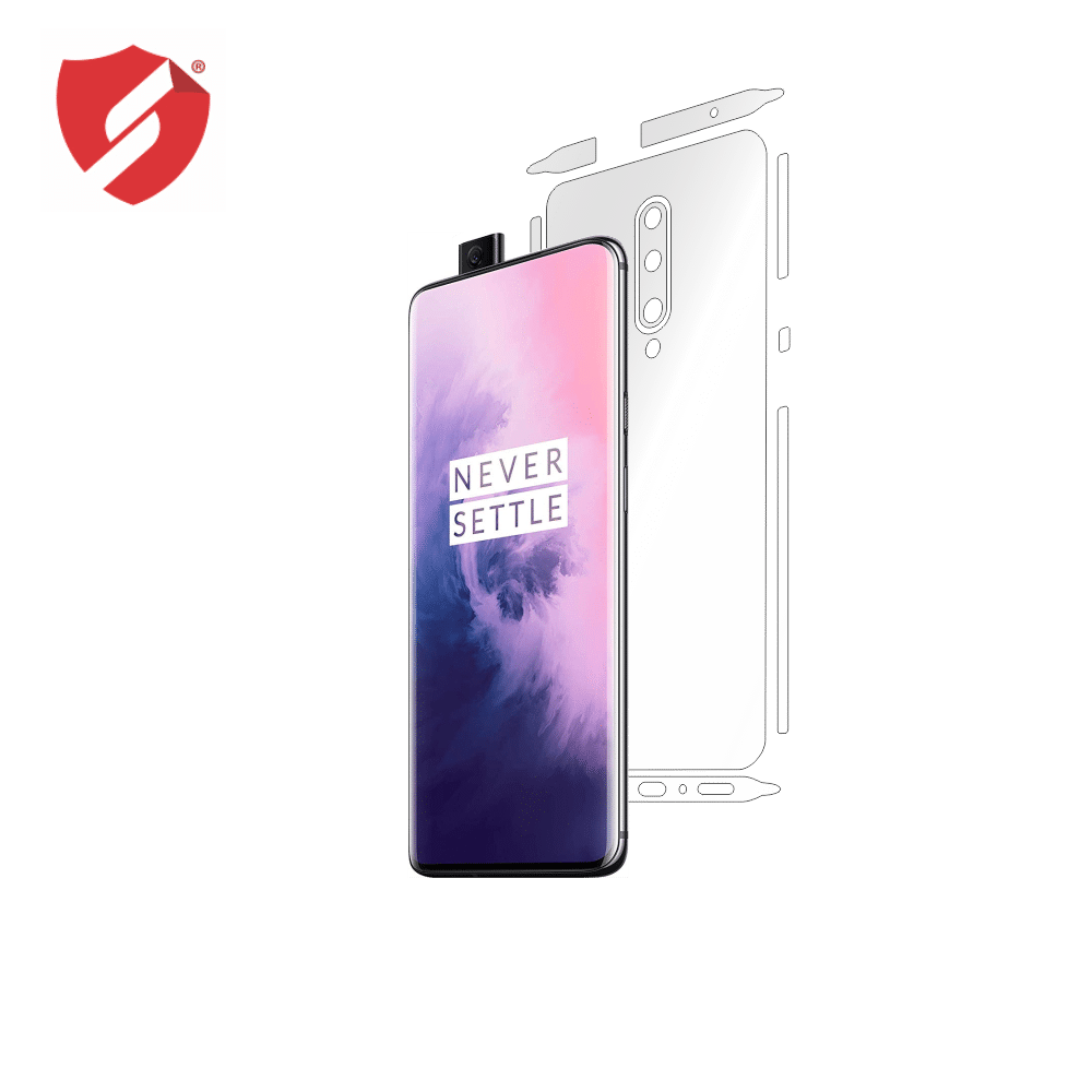 Folie de protectie Smart Protection Oneplus 7 Pro - doar-spate+laterale imagine