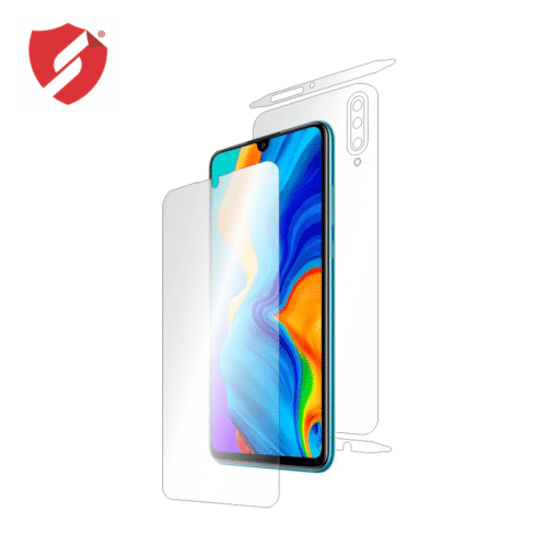 folie de protectie clasic smart protection Huawei P30 lite fullbody