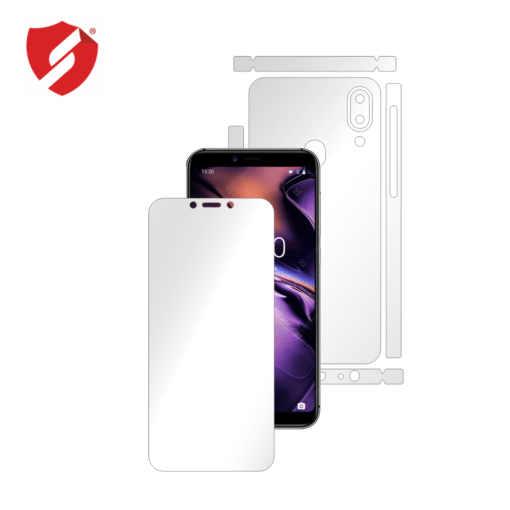 Folie de protectie Clasic Smart Protection UMIDIGI A3 fullbody