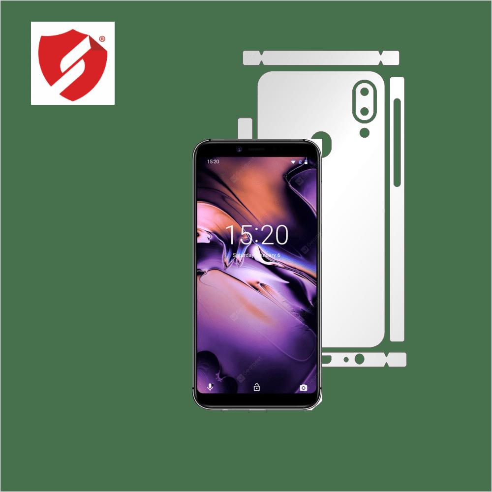 Folie de protectie Smart Protection UmiDigi A3 - doar-spate+laterale imagine