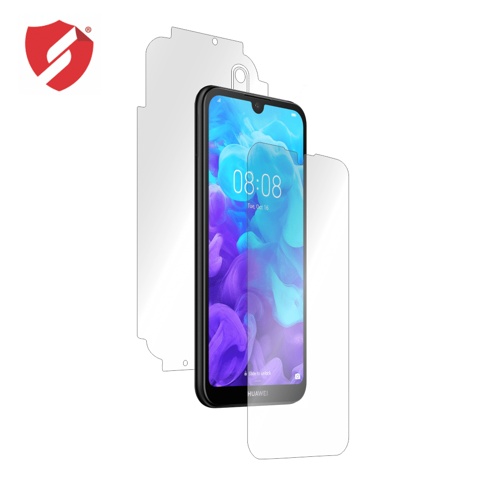 Folie de protectie Smart Protection Huawei Y5 2019 - fullbody - display + spate + laterale imagine