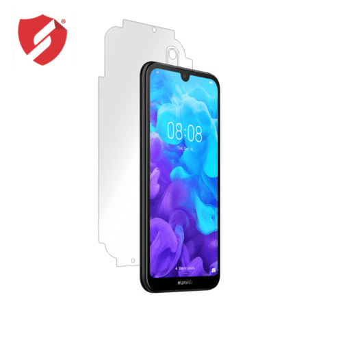 folie de protectie clasic smart protection Huawei Y5 2019 spate si laterale