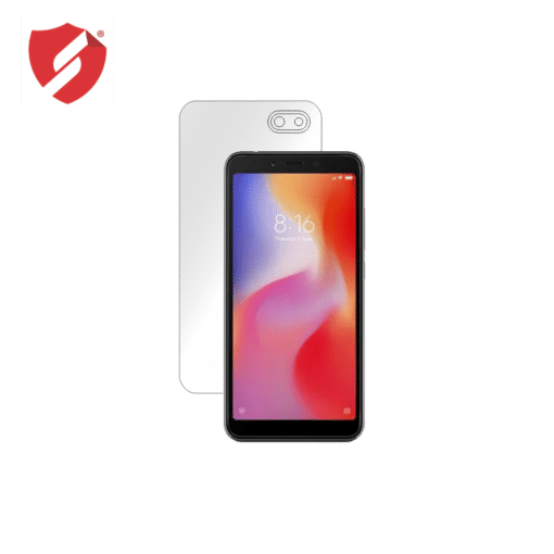 Xiaomi Redmi 6A - spate