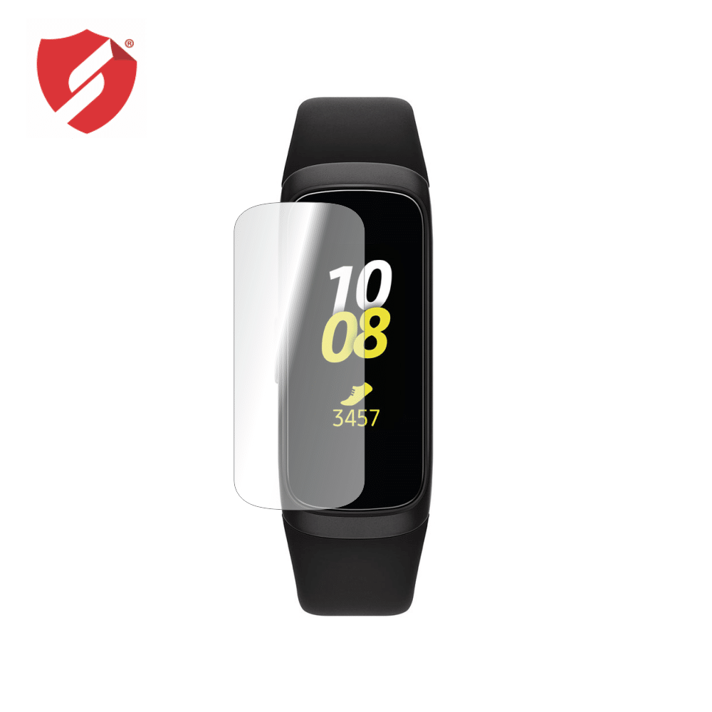 Folie de protectie Smart Protection Smartband Samsung Galaxy Fit - 2buc x folie display imagine