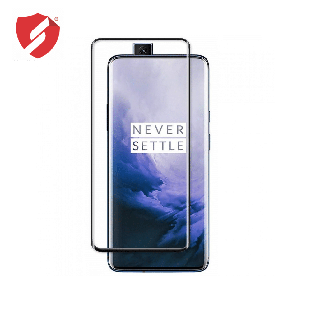 Tempered Glass - Ultra Smart Protection OnePlus 7 Pro fulldisplay 3D negru - Ultra Smart Protection Display imagine