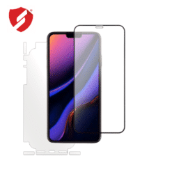 Tempered Glass - Ultra Smart Protection Apple iPhone 11 Fulldisplay 3D Negru Ultra Smart Protecton Display Clasic Smart Protection spate si laterale