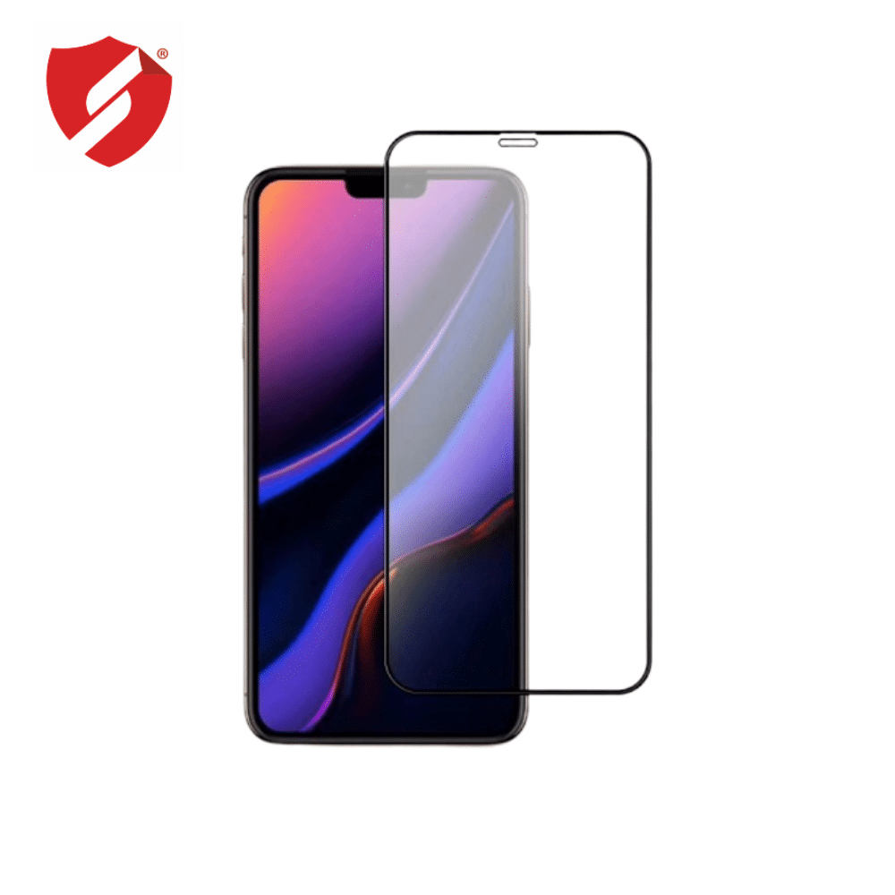 Tempered Glass - Ultra Smart Protection iPhone 11 fulldisplay 3D Negru - Ultra Smart Protection Display imagine