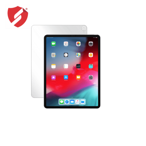 folie de protectie clasic smart protection Apple iPad Pro 3rd Gen 2018 12.9 spate