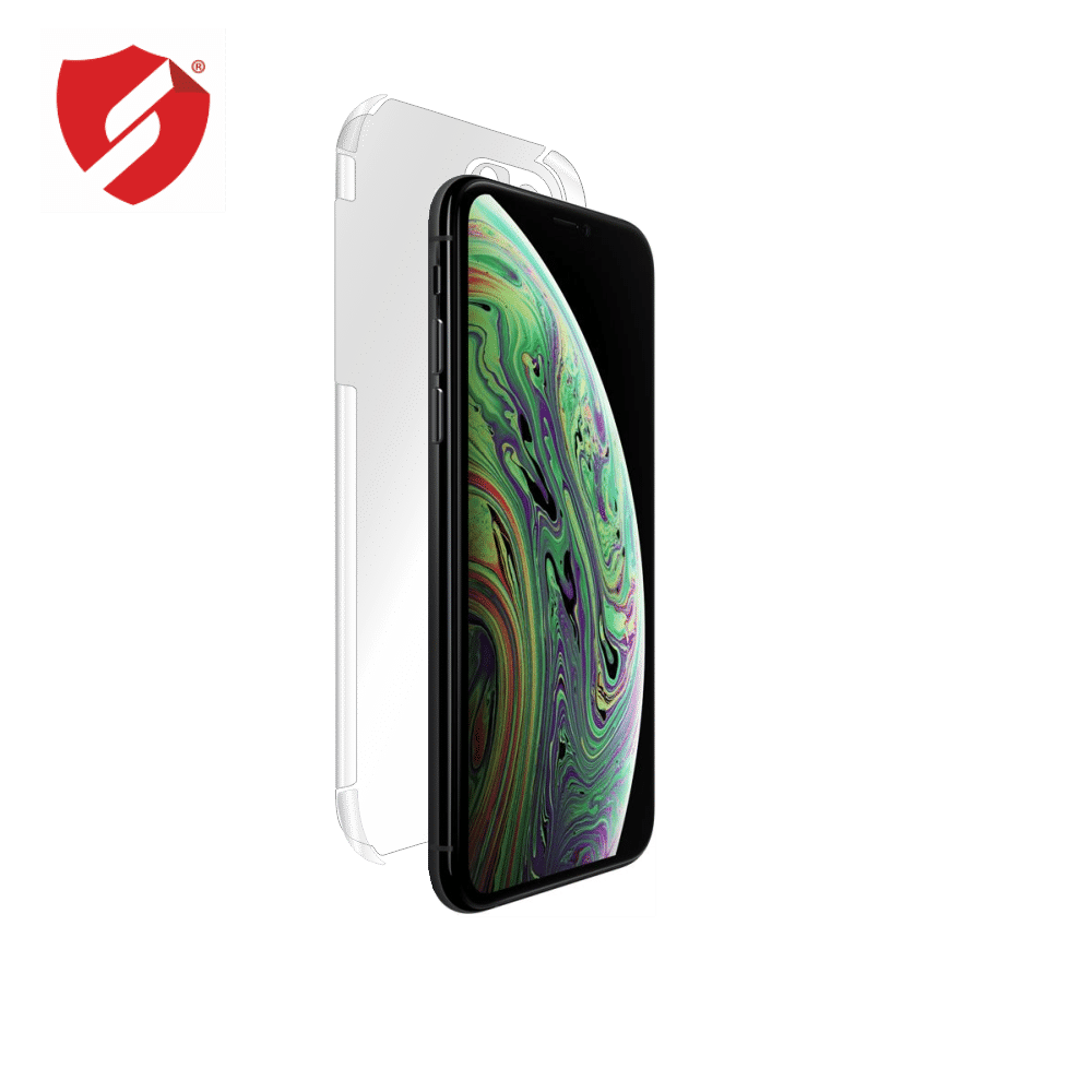 Folie de protectie Smart Protection Apple iPhone 11 Pro Max - doar-spate+laterale imagine