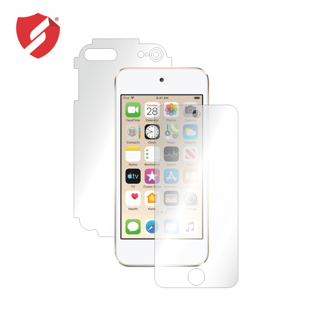 Folie de protectie Smart Protection Apple iPod Touch 6th si 7th Gen - fullbody - display + spate + laterale imagine