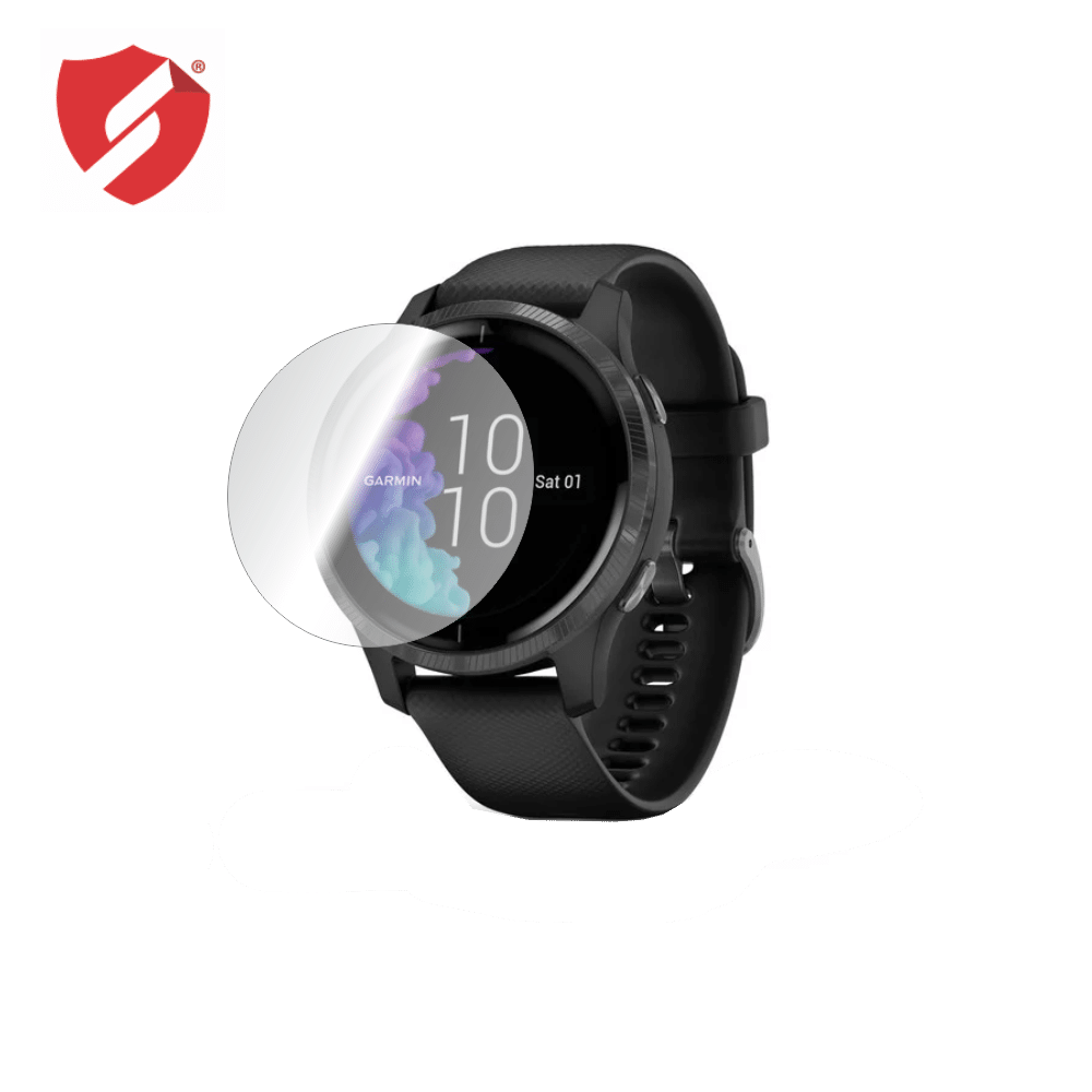 Folie de protectie Smart Protection Smartwatch Garmin Vivoactive 4s 40mm - 4buc x folie display imagine
