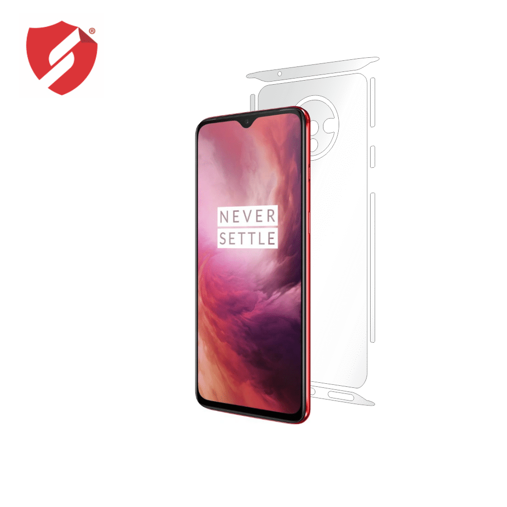 Folie de protectie Smart Protection OnePlus 7T - doar-spate+laterale imagine