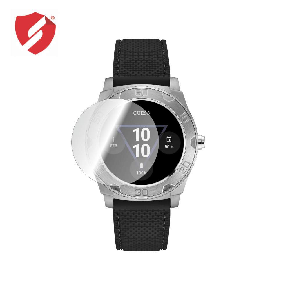 Folie de protectie Smart Protection Smartwatch Guess Ace 3 - 4buc x folie display imagine