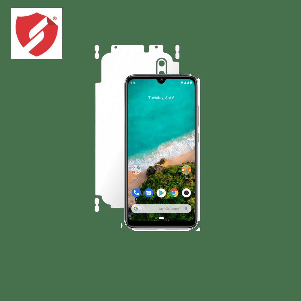 Folie de protectie Smart Protection Xiaomi Mi A3 - doar-spate+laterale imagine